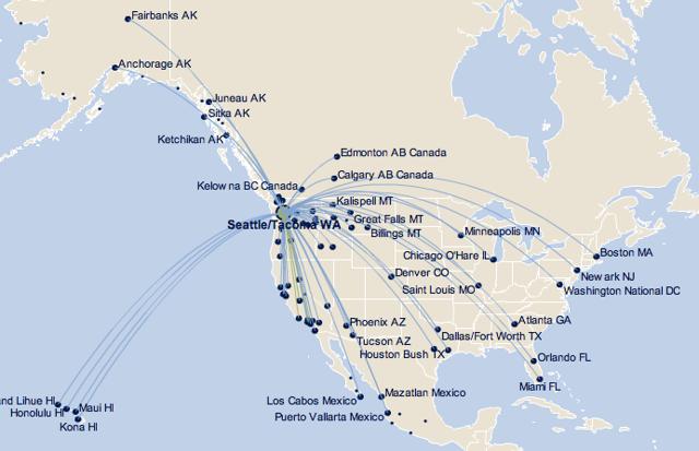 Alaska Airlines Airport Access