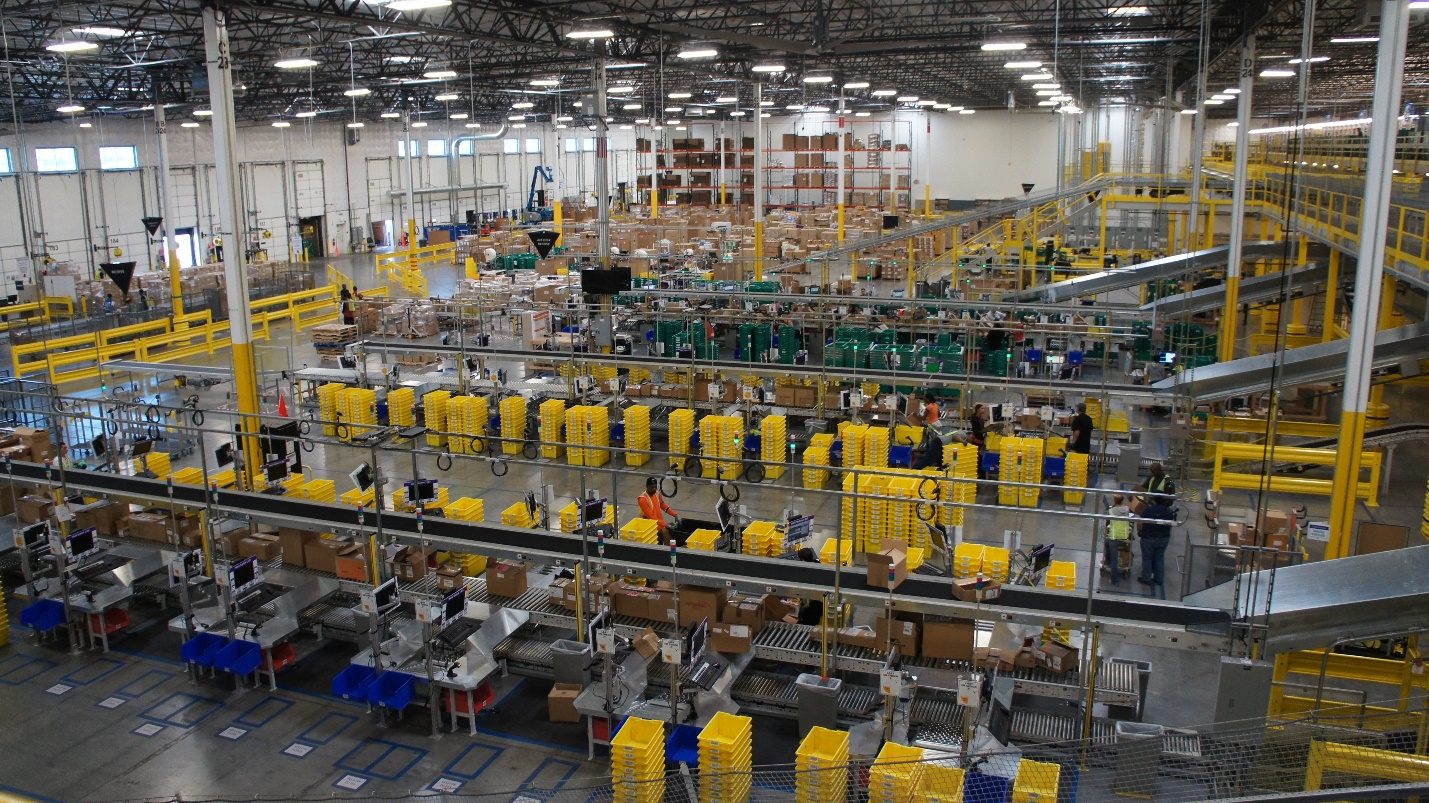 amazon logistics The new program will allow individuals with no logistics experience to operate a  fleet of amazon delivery vehicles.