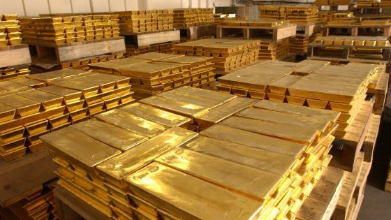 Is The Gold Price Heading To 1 000 Spdr Gold Trust Etf
