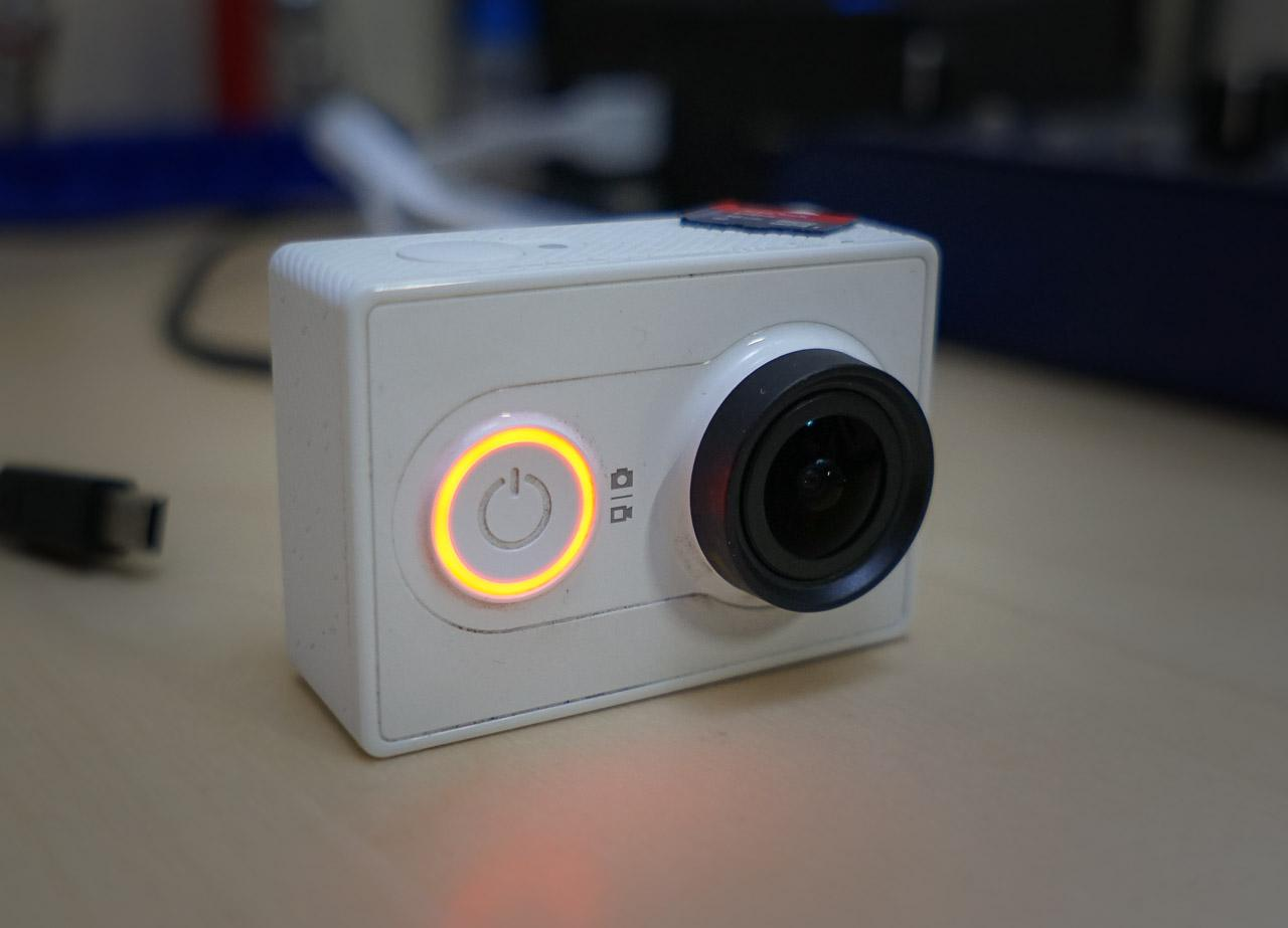 Xiaomi Going After GoPro