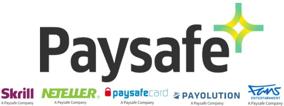 paysafe to paypal