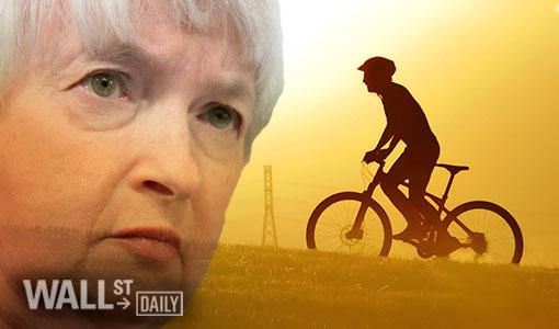 Is Running the Fed Like Riding a Bike?