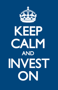 Keep Calm and Invest-On