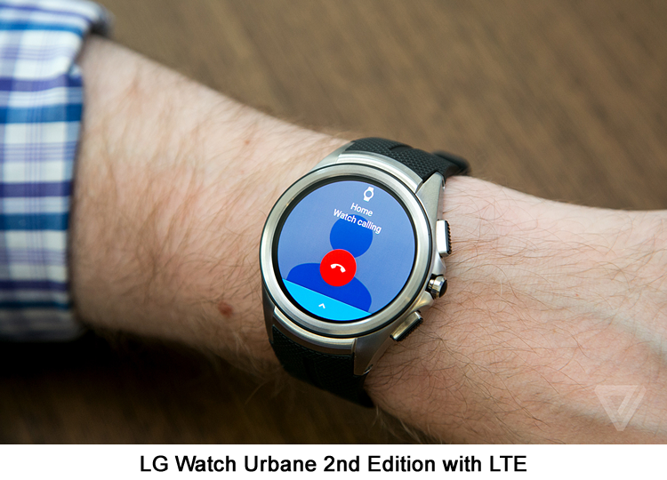 Qualcomm Leads The Development Of The 'Phonewatch ...