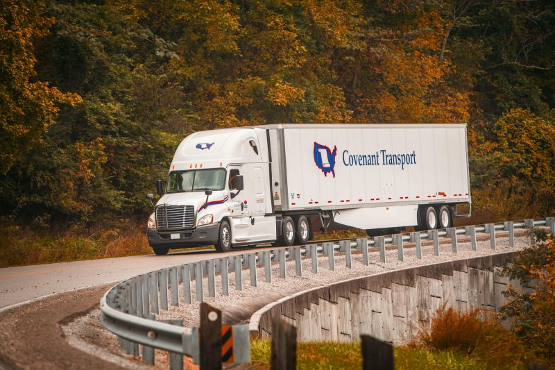 Covenant Transportation Group 88