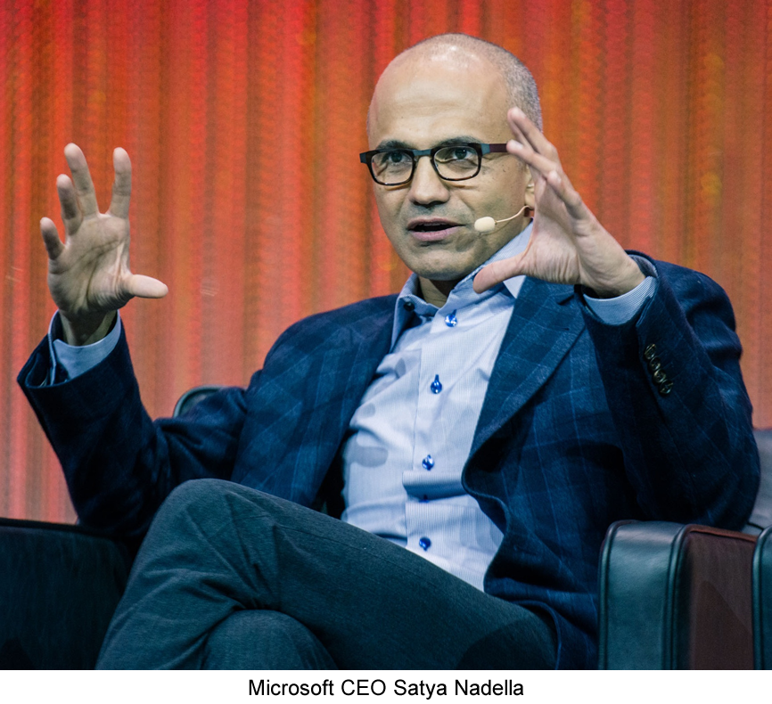Microsoft: Does Nadella Even Care About Windows? - Microsoft Corporation (NASDAQ:MSFT) | Seeking Alpha