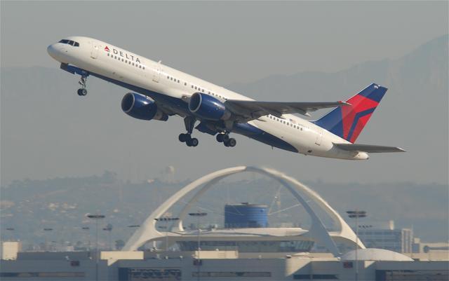Delta at LAX