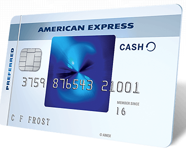 Source: American Express website