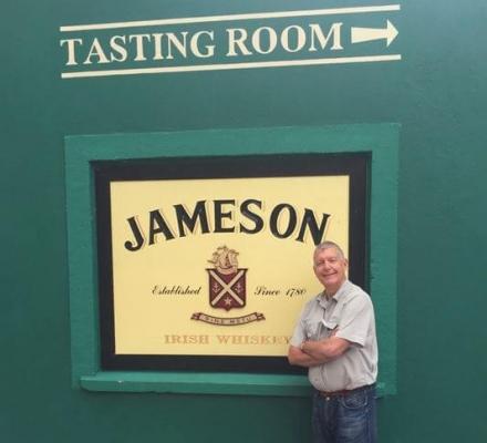 John at Jameson
