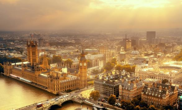 UK economy picks up speed in second quarter but signs of slowdown appear