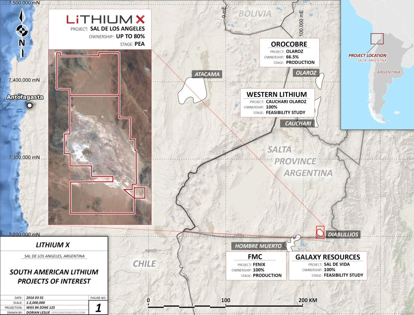 Lithium X Has The X Factor Lithium X Energy Corp