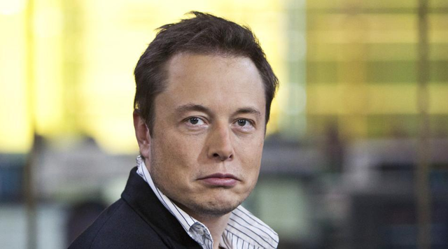 Photo of Elon Musk via Bing.