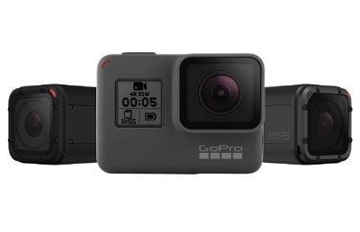 Hero5 cameras