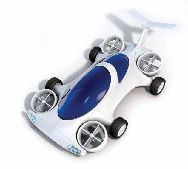 The Flying Car Era