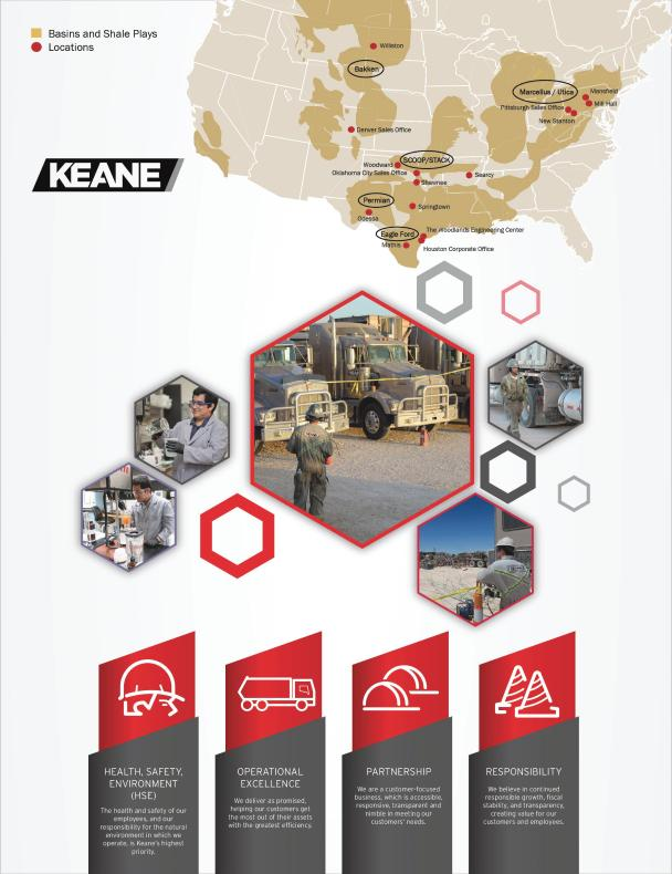 Ipo Preview Keane Group Incorporated Keane Group Nyse