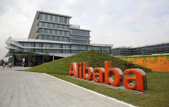 Alibaba shares rise on quarterly revenue surge