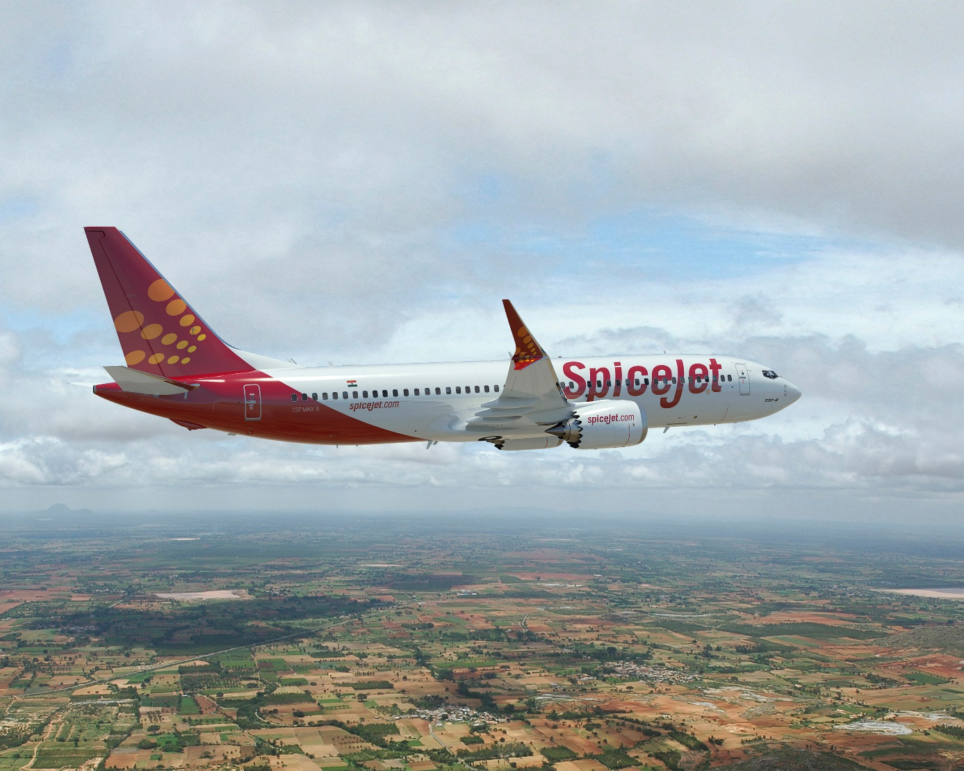 India's SpiceJet to buy 205 Boeing jets in $22bn deal