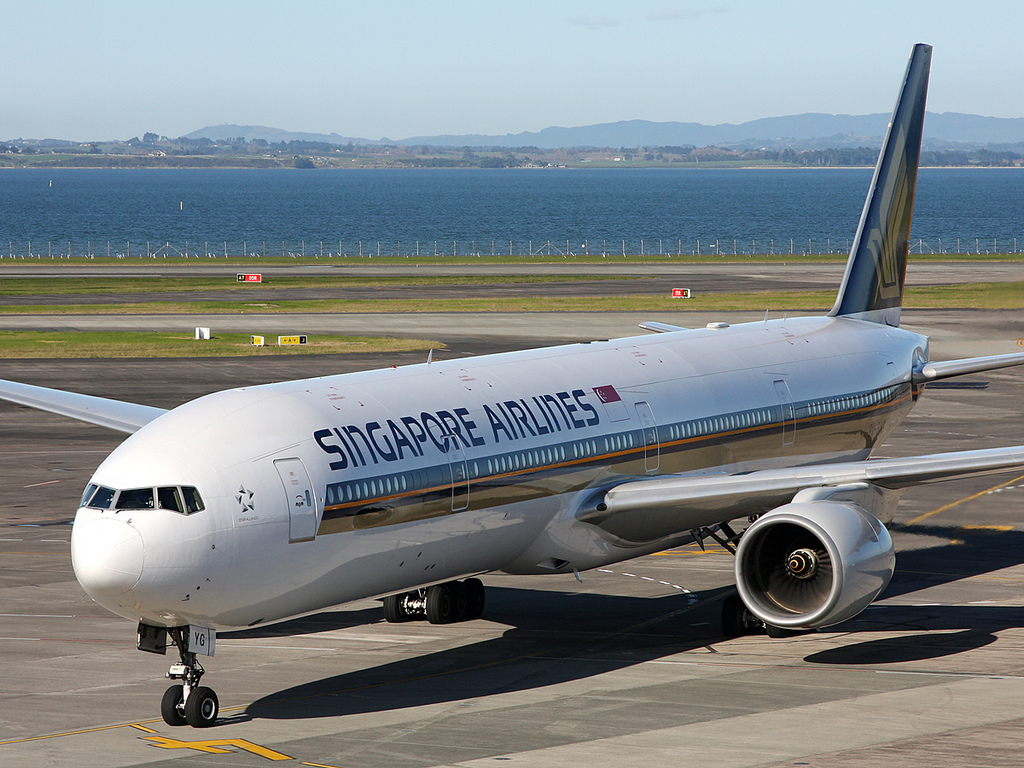 Singapore Airlines set to order B777-9s, more B787-10s