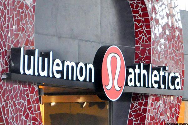 lululemon athletica inc Apparel and Footwear