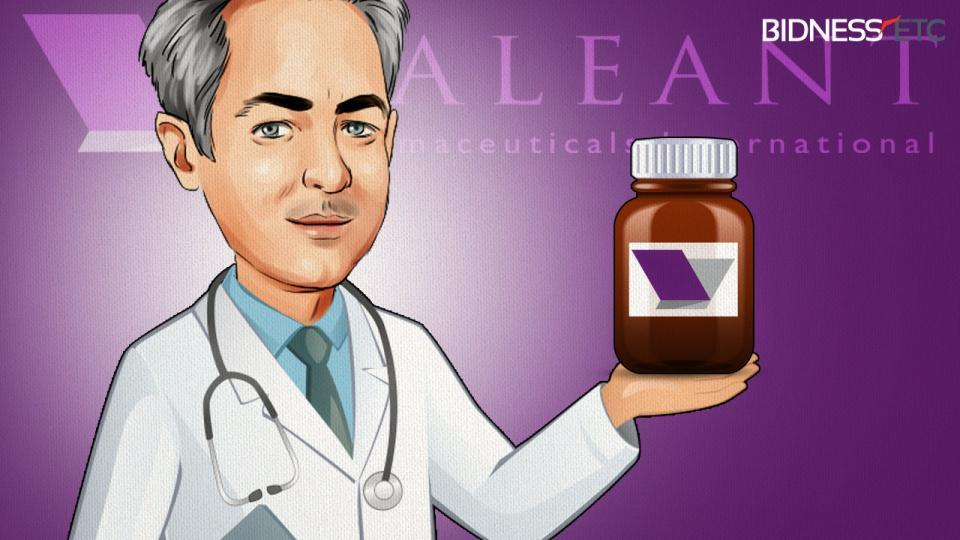 Valeant Pharma jumps AH as ValueAct adds 3M shares to stake