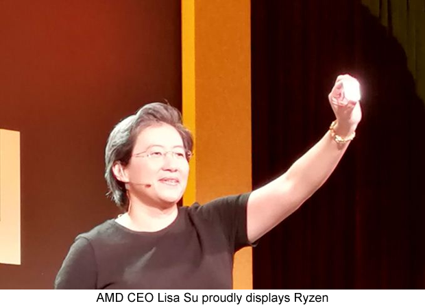 Ryzen Doesn't Quite Live Up To The Hype