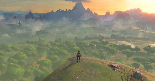Zelda on Nintendo (<a href='https://seekingalpha.com/symbol/NTDOY' title='Nintendo Co., Ltd. ADR'>OTCPK:NTDOY</a>) Switch