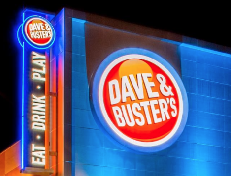 Comparable sales a bit short for Dave & Buster's
