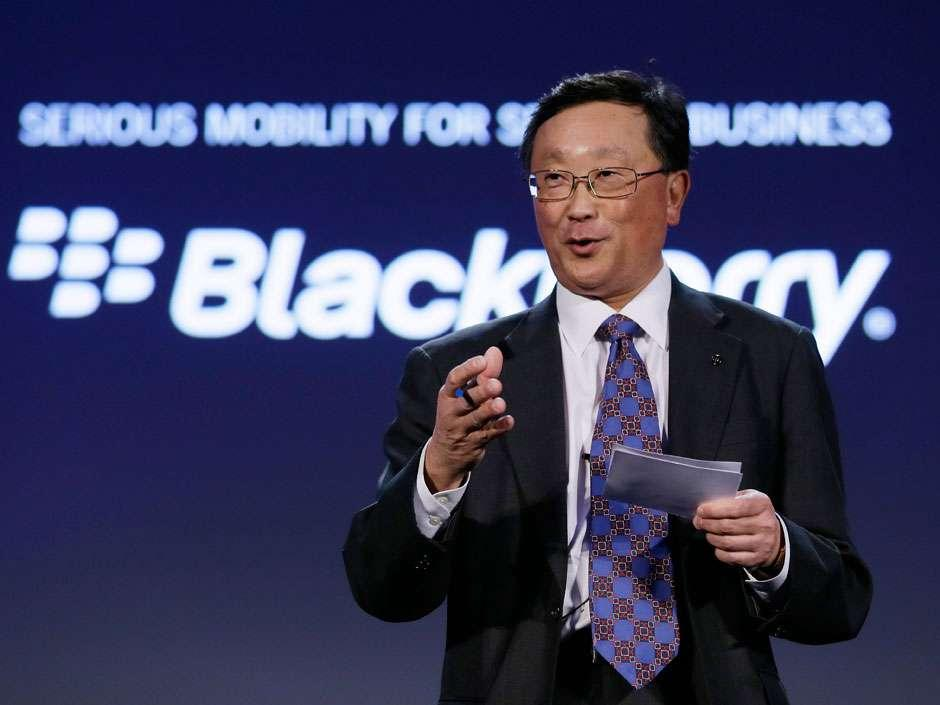 Trading Vision: Active Stock Focus on Shares of BlackBerry Limited (NASDAQ:BBRY)