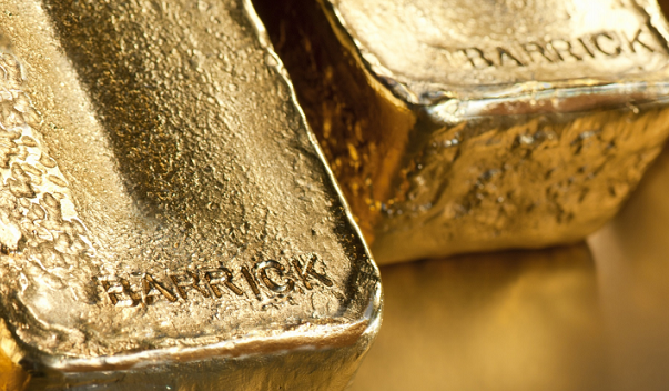 Shares of Barrick Gold Corporation (ABX) Sees Large Outflow of Money