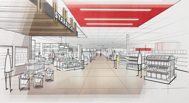 Next Generation Target Store [source: Target]