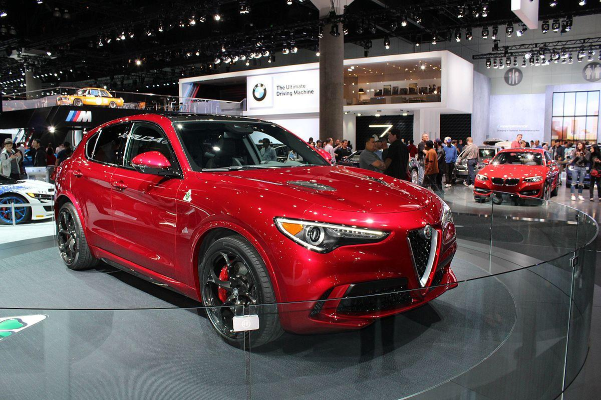 alfa romeo sales surge in europe and north america in 2017 fiat chrysler automobiles nv nyse. Black Bedroom Furniture Sets. Home Design Ideas