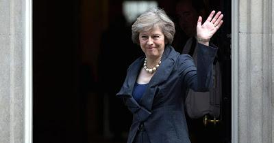British prime minister calls for early general election