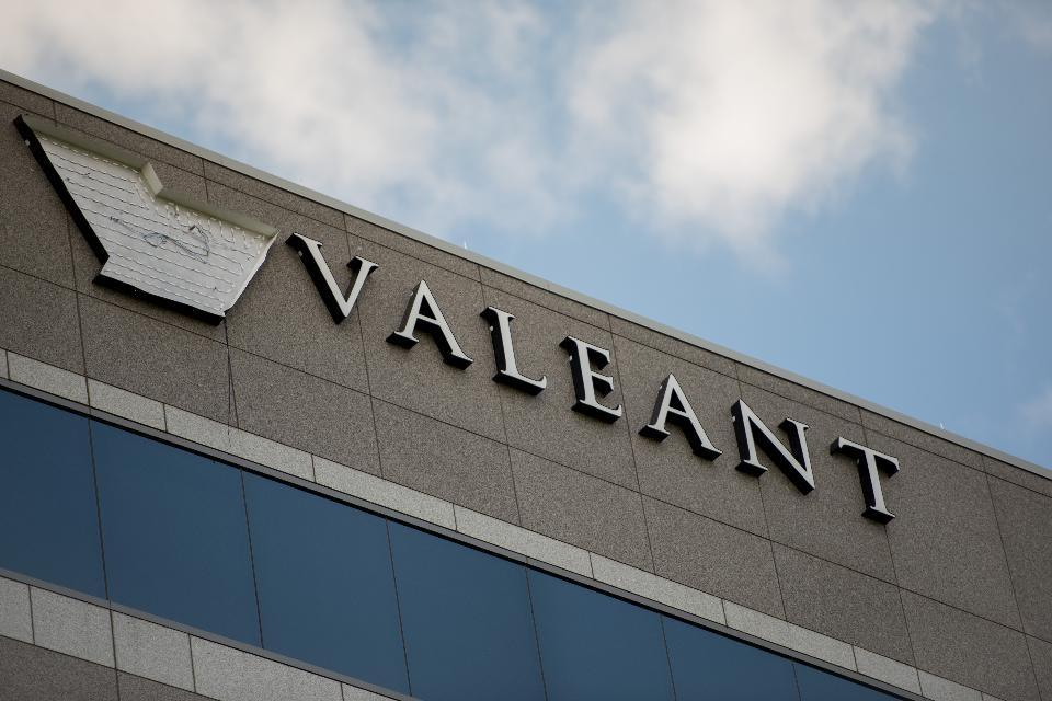 Crazy Volume Spikes for: Valeant Pharmaceuticals International, Inc. (VRX)
