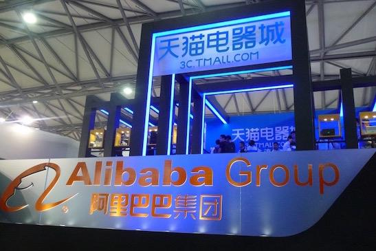 Alibaba (BABA) Shares Look Poised To Hit New All Time High