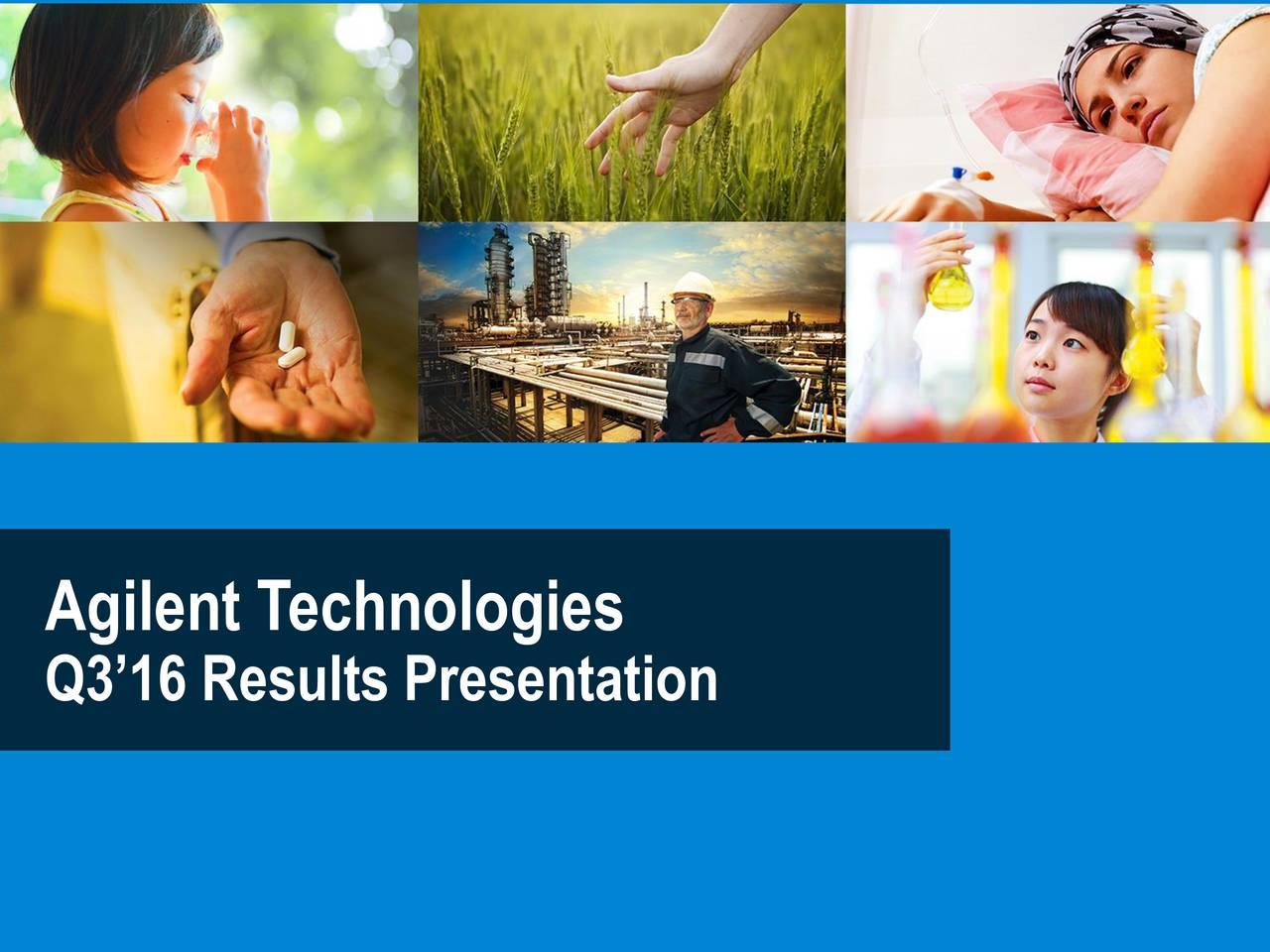 Q316 Results Presentation