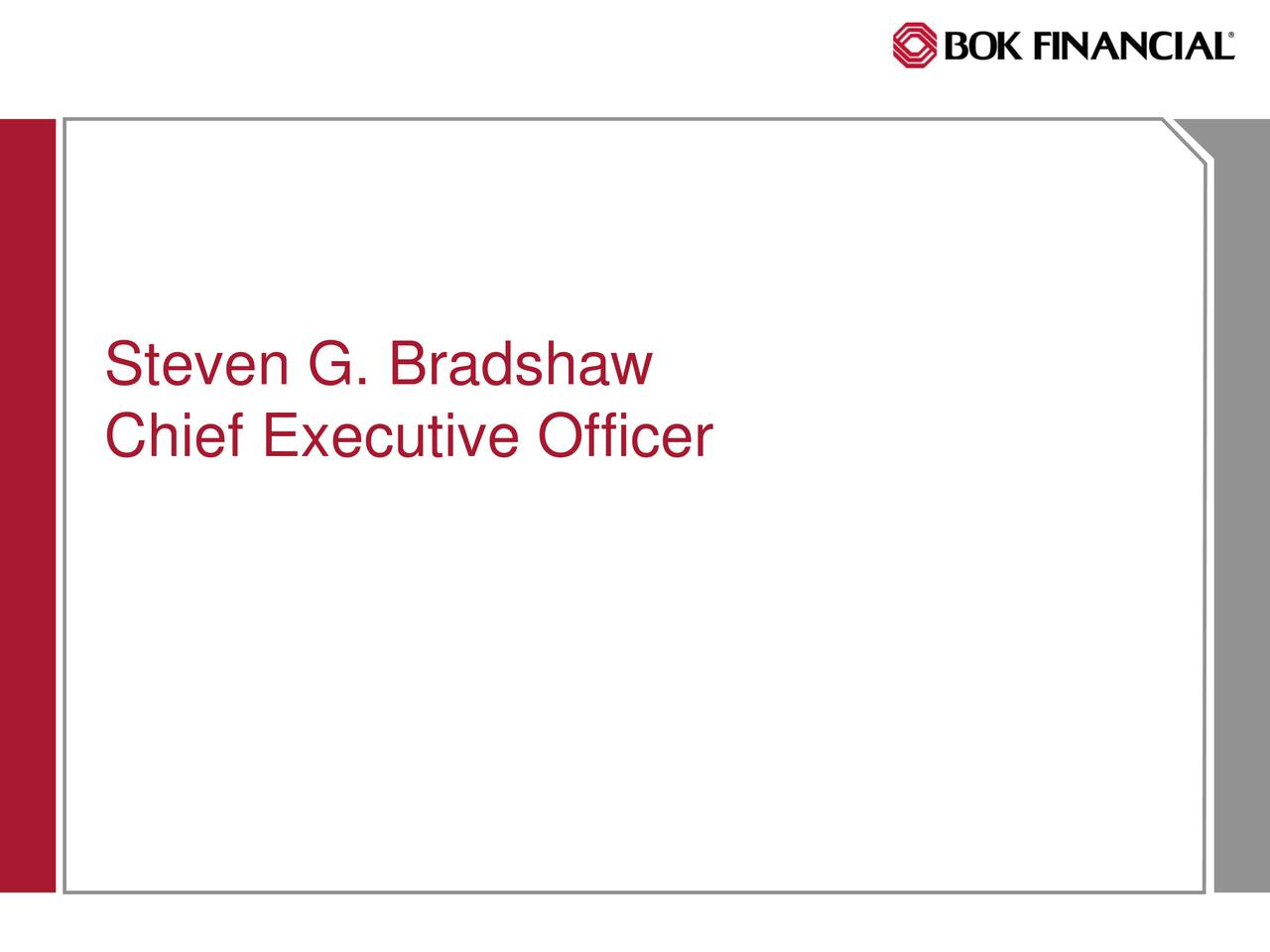 Chief Executive Officer 3