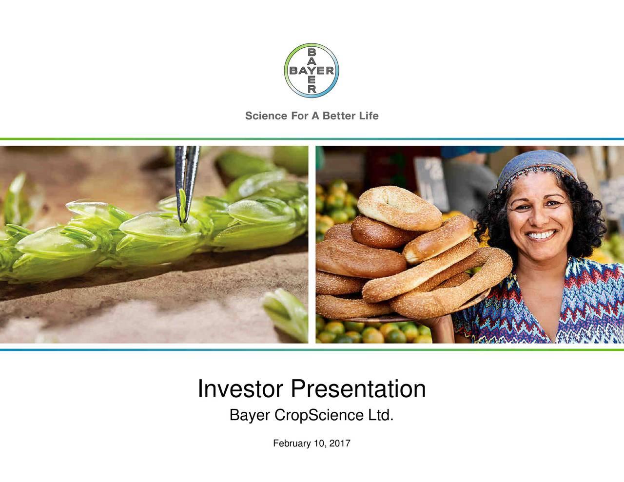 bayer investor