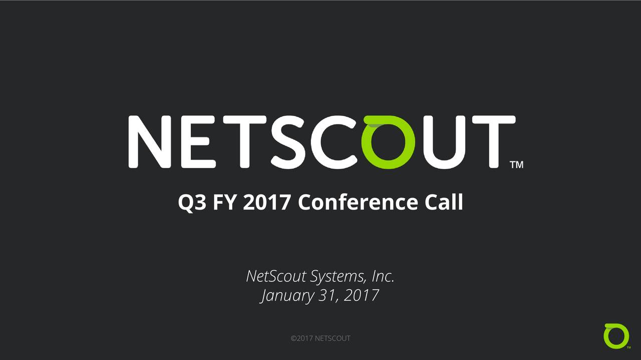 ENGAGE 17 Call For Topics   NetScout.com