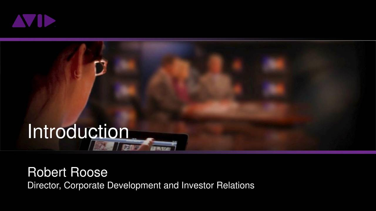 Director, Corporate Development and Investor Relations